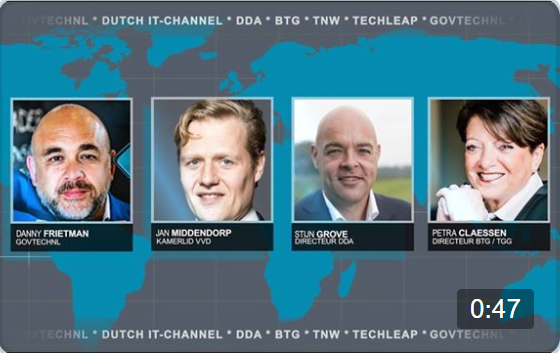 Talkshow: Fighting the crisis – the role of digital [26 maart '20]